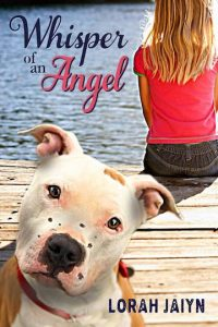 Whisper of an Angel by Lorah Jaiyn