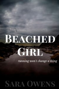 Beached Girl by Sara Owens