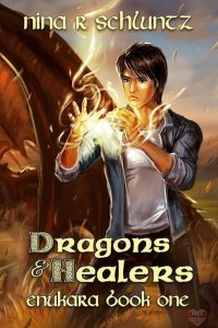 Dragons and Healers (Enukara Book 1) by Nina R. Schluntz