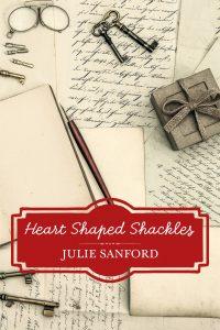 Heart-shaped shackles by Julie Sanford