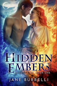 Hidden Embers by Jane Burrelli