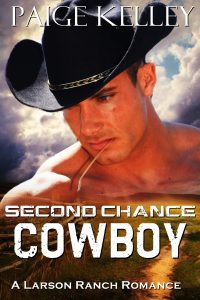 Second Chance Cowboy by Paige Kelley