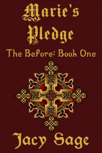 Marie's Pledge: The Before Book 1 by Jacy Sage