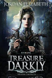 Treasure Darkly by Jordan Elizabeth