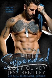 Suspended by Zoey Oliver, Jess Bentley
