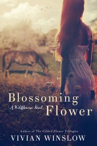 Blossoming Flower by Vivian Winslow