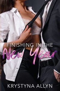 Finishing in the New Year by Krystyna Allyn