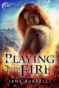 Playing with Fire by Jane Burrelli