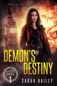 Demon's Destiny by Sarah Bailey