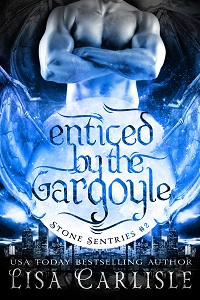 Enticed by the Gargoyle by Lisa Carlisle