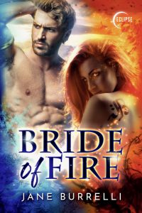 Bride of Fire by Jane Burrelli
