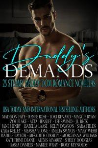 Daddy's Demands: Twenty-Five Steamy Daddy Dom Romance Novellas by Sara Fields