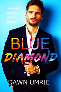 Blue Diamond by Dawn Umrie