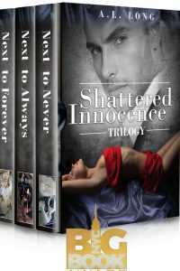 Shattered Innocence trilogy-Boxed Set by A.L. Long