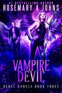 VAMPIRE DEVIL by Rosemary A Johns