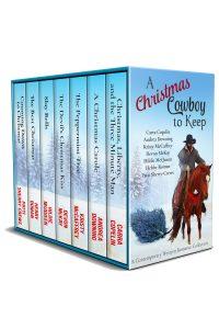 A Christmas Cowboy To Keep by Devon McKay