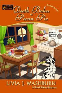 Death Bakes a Pecan Pie by Livia J. Washburn