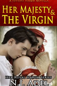 Her Majesty & the Virgin by N.J. Adel