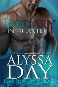 January in Atlantis by Alyssa Day