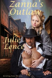 Zanna's Outlaw by Julie lence