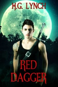 Red Dagger by H.G. Lynch