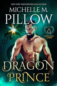 Dragon Prince (Qurilixen Lords Book 1) by Michelle M. Pillow