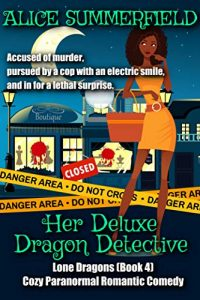 Her Deluxe Dragon Detective by Alice Summerfield