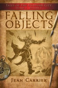 Falling Objects by Jean Carrier