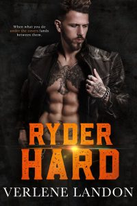 Ryder Hard by Verlene Landon