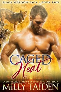Caged Heat by Milly Taiden