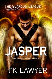 Jasper, The Guardian League, Book One by TK Lawyer