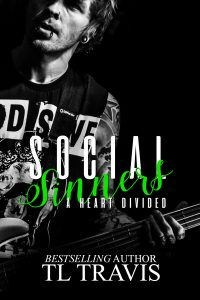 Social Sinners 3 – A Heart Divided by TL Travis