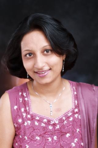 Author Interview: Pratibha R DH