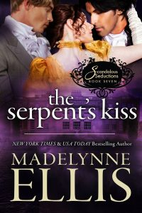 The Serpent's Kiss by Madelynne Ellis