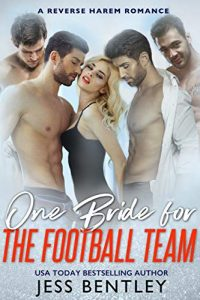 One Bride for the Football Team by Jess Bentley