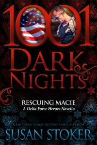 Rescueing Macie by Susan Stoker