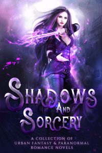 Shadows and Sorcery by Jolie St. Amant
