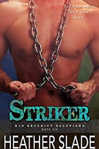 Striker: K19 Security Solutions by Heather Slade