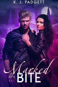 Marked By A Bite by K. J. Padgett
