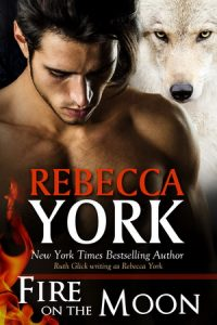 Fire On The Moon by Rebecca York